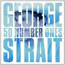 GEORGE STRAIT CD - 50 NUMBER ONES [2 DISCS](2004) - NEW UNOPENED - COUNTRY