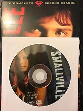 Smallville – Season 2, Disc 2 REPLACEMENT DISC (not full season)