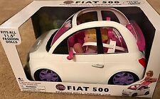 Fiat 500 Fashion Doll Carrier Car