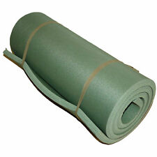 Camping Camp Roll Mat 20 mm 4 Season Cold Weather Foam Sleep Pad Army Thick Warm