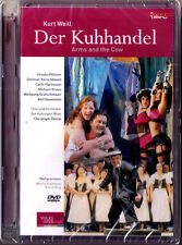 DVD Kurt WEILL: DER KUHHANDEL Arms and the Cow Ursula Pfitzner EBERLE POUNTNEY