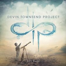 Devin Townsend Project - Sky Blue 2 x LP 180 Gram Blue Vinyl + CD - sealed new