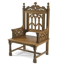 Church Presiders Chair with Arms Celebrants Chair Cathedral