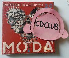 Modà - Passione maledetta 2.0 2CD+2DVD (nuovo album moda 2016)