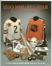 FREE SHIP 1988-89 ESSO All Star collection Full Set of cards with new Album NHL