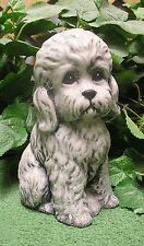Poodle Cockapoo Maltese Toy Puppy Dog Latex Fiberglass Production Mold Concrete