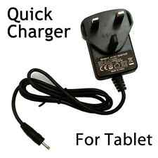 Mains Quick Charger For Android Tablet PC 5V 3A UK 3 Pin Adapter Power Supply