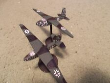 Flames of War 15 mm, 1/144 Scale, German DFS 230 Glider Aircraft (set of 2)