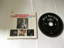 Benny Goodman : Together Again Slip Case RCA Victor CD - Mint
