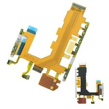 Original Sony Xperia Z2 D6502/D6503  Volume/Power Button & Microphone Flex Cable