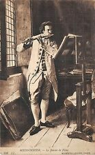 BF40326 meissonnier le joueur de flute   music opera singer