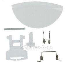 White Door Handle Lever Kit For SERVIS Washing Machine Washer Dryer