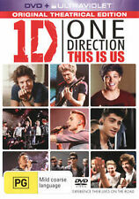 One Direction: This Is Us (DVD) regions 2,4,5