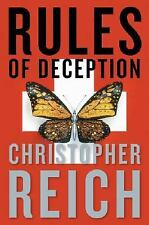 Rules of Deception Reich, Christopher Hardcover