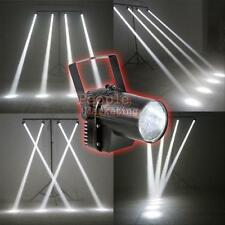 3W LED Beam Spotlight Dance Party DJ Bar Spin Stage Light Pinspot Lights Effect
