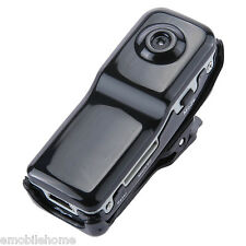 MD80 Mini DV DVR Camera Webcam Support Sport Bike Video Audio Recorder