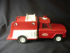 Old Vtg Tonka Pressed Steel FD Fire Department Toy Vehicle Truck #52700