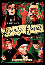 #11 HOLLYWOOD LEGENDS OF HORROR COLLECTION OOP Brand New DVD Set FREE SHIPPING