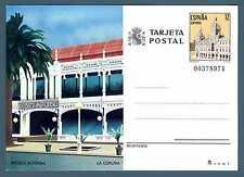 SPAIN - SPAGNA - 1985 - Cart. Post. -  La Coruna, palazzo municipale. E3454