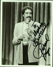 RICHARD PRYOR American Stand-up Comedian / Actor Autograph Signed UACC DEALER