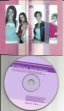 B WITCHED Jump Down 2 RARE MIXES & VIDEO & EDIT UK CD single bwitched USA Seller