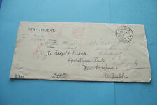 IRISH POSTAL HISTORY. 1941 REDIRECTED COVER FROM UK TO IRELAND . NICE CANCELS