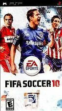 FIFA Soccer 10 (Sony PSP, 2009) Tested complete manual case