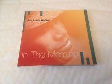 Joe Louis Walker - In The Morning CD (2002) Blues