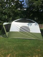Ozark Trail 12-Person Cabin Tent With Screen Porch 14 Ft. by 12 Ft.