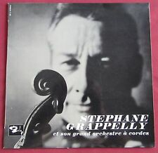 STEPHANE GRAPPELLY ET SON GRAND ORCHESTRE A CORDES ORIG LP FR  COLE PORTER