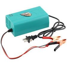 12V Battery Automatic Charger Motorcycle Car Boat Marine Maintainer Trickle LE