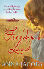 Freedom's Land by Anna Jacobs (Paperback, 2009)