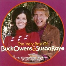 The Very Best of Buck Owens & Susan Raye CD BRAND NEW/STILL SEALED!!!