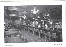 "*Postcard-""Interior of The Golden Nugget Casino"" ...Las Vegas, Nevada (A6-4)"