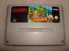 Super Mario RPG Legend of the Seven Stars PAL in English for Super Nintendo SNes