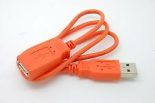 USB Power Data Extension Cable/Cord/Lead For Creative Zen MP3 MP4 Media Players