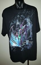 Starcraft II Men's T-Shirt Size XL Licensed Product