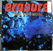 ERASURE Ship Of Fools  3tr UK 12 inch 1988 Mute Pascal Gabriel Eric Radcliffe