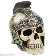 NEMESIS NOW CENTURION SKULL ORNAMENTAL SKELETON BONE DISPLAY PROP MEDIEVAL ROMAN