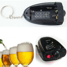 CE UA Digital Alcohol Breath Tester Breathalyzer Analyzer Detector Test Keychain