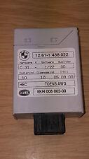 BMW Z3 ROADSTER OIL LEVEL & TEMPERATURE SENSOR CONTROL UNIT 1438022  12611438022