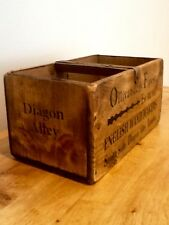 Diagon Alley Harry Potter Wooden Storage Crate. Super Box for Harry Potter Fans