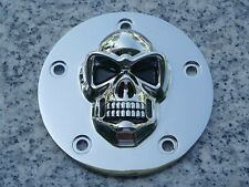 1999-2013 Harley Davidson Softail Dyna Road King CHROME SKULL POINTS COVER