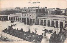 France postcard Toul Pittoresque La Gare train station ca 1918