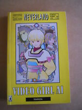 VIDEO GIRL AI - Neverland n°9 1993 edizioni STAR COMICS   [G401]