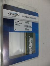 Crucial PC2-6400 2 GB SO-DIMM 800 MHz DDR2 SDRAM Memory (CT25664AC800) Desktop