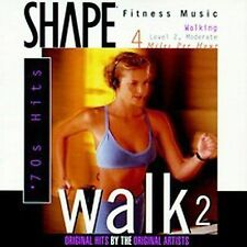 Shape Fitness Music - Walk 2: '70s Hits