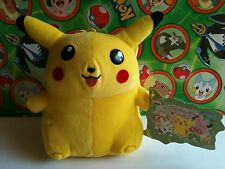 Pokemon Plush Pikachu 2000 Banpresto UFO Catcher Prize figure Japan Toy New Rare