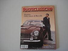 RUOTECLASSICHE 2/1997 MASERATI 200 SI/250 S/FIAT 600/MERCEDES 500 E/BMW R 100 RS