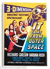It Came From Outer Space FRIDGE MAGNET (2 x 3 inches) movie poster